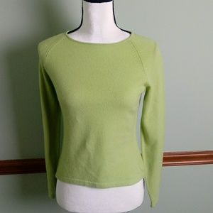 New Talbot's Petite Petit pure cashmere sweater
